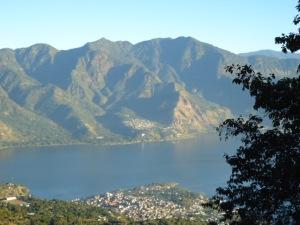 Nach 1 Stunde Aufstieg erreicht man den Mirador auf 2194 Meter Höhe