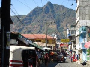 San Pedro la Laguna: trotz der vorzufindenden Armut läßt es sich hier aushalten