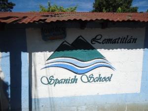 Ein Discounter unter den Spanisch Schulen!