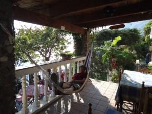 Entspannung in einem Luxushotel am Nordufer des Atitlansees