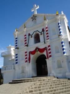 Die katholische Kirche in San Pedro la Laguna