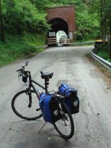 Das Trek Bike vom Outfitter