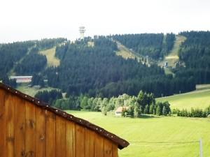 Der höchste Berg des Erzgebirges: Der Keilberg