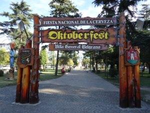 In Villa General Belgrano feiert man jährlich Argentiniens größtes Oktoberfest